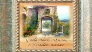 Torna a Surriento   WRÓĆ DO SORRENTO  Anna German  .wmv