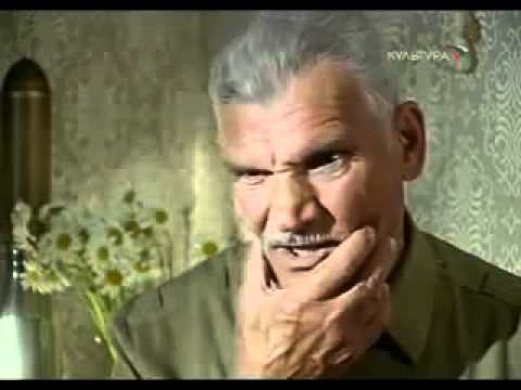 Ветеран ВОВ раззказывает о своей рукопашной схватке.