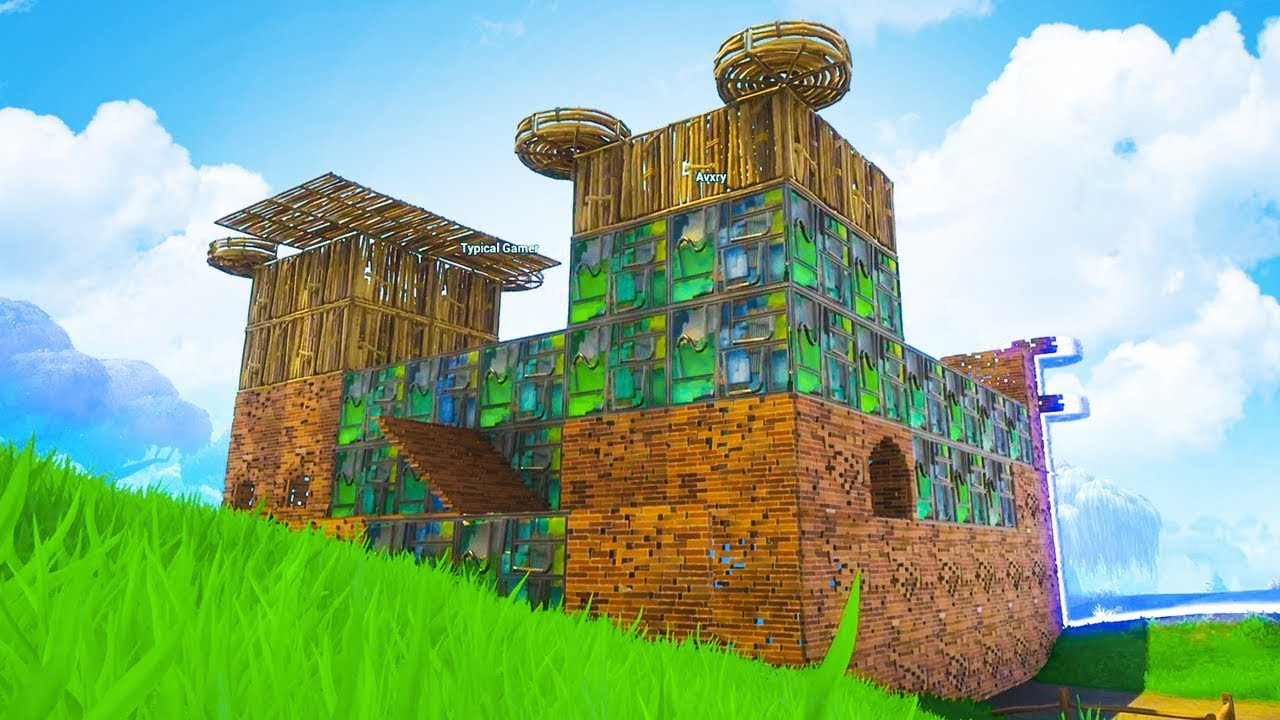 How to Build a Castle out of Cardboard Boxes