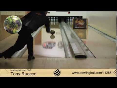 bowlingball.com Hammer Amp Up Bowling Ball Reaction Video Review