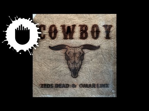 Zeds Dead & Omar LinX - Cowboy (Torro Torro Remix) (Cover Art)