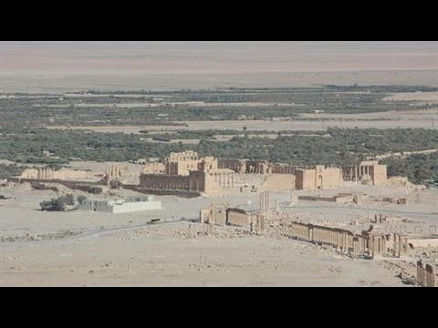 Islamic State Destroy Temple of Baal in Syria's Palmyra