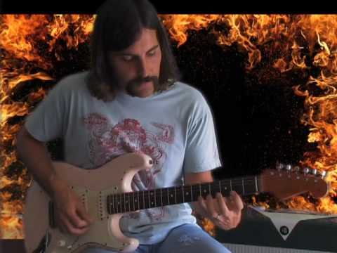Country Guitar Lessons With A Rock Flavor - Chicken Pickin Techniques Brad Paisley Inspired