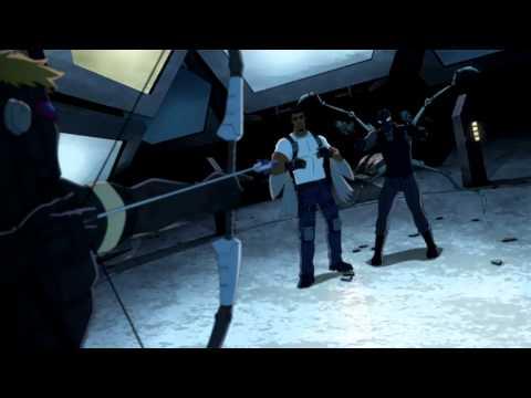 Spider-Man Noir (Slinger) In Avengers Assemble thumbnail
