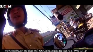 CSGT gặp Camera Hành Trình hỏi mua máy ở đâu.