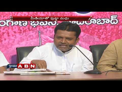 TRS leader Putta Madhu speaks to media over Allegations on him