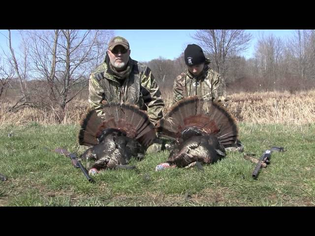 SimplyOutdoors TV   Episode 9 MY18   Turkey double