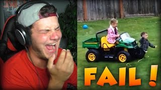 Funny Vines Fails Compilation - Reaction