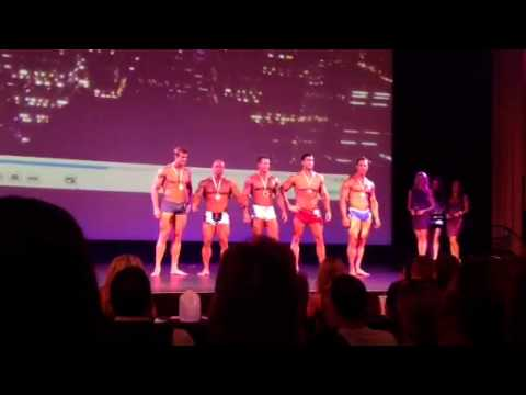 2013Sacramento WBFF Muscle Model Finals
