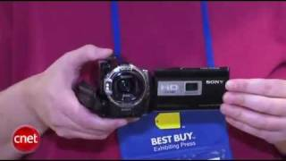 Sony HDR-PJ50V Camcorder Review