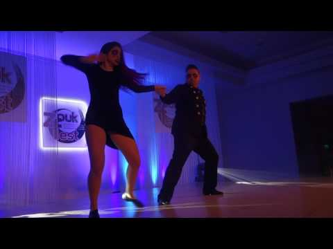 ZoukFest 2017   Artistic performance by spotlight winners Sarah and Javi ~ video by Zouk Soul