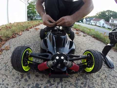 100mph Street Pass RC 4wd Buggy