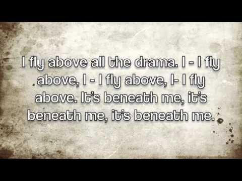 I Fly Above Lyrics - Kandi Burruss
