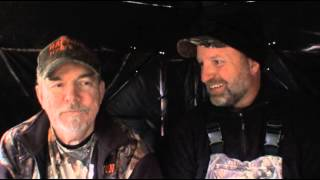 WILD TURKEY TOM KILL -  Indiana Turkey hunt with Bill Harmon