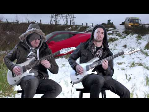 After The Burial's 12 Days of RIFF-MAS: Day 11 - Drifts