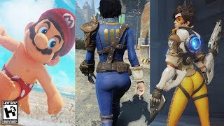Clothing in Video Games