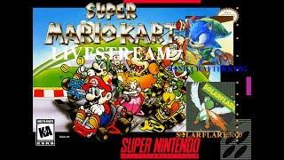 Super Mario Kart LIVE with SolarFlare3000