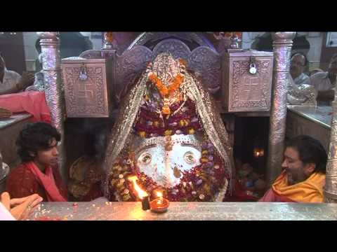 Kalkaji Mandir Aarti1.vob video