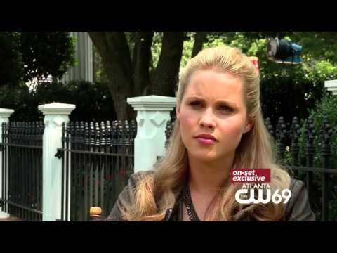 Claire Holt Interview