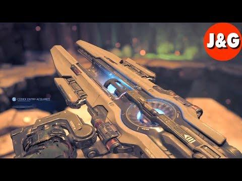 Топ 10 оружие будущего в играх/футуристическое оружие в шутерах