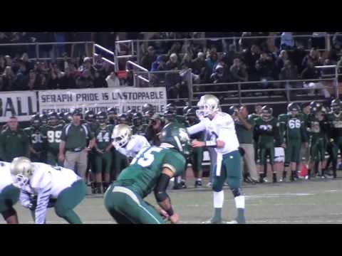 CIF Football: Long Beach Poly vs St Bonaventure 2013
