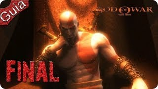 God of War 1 HD Walkthrough Final Español