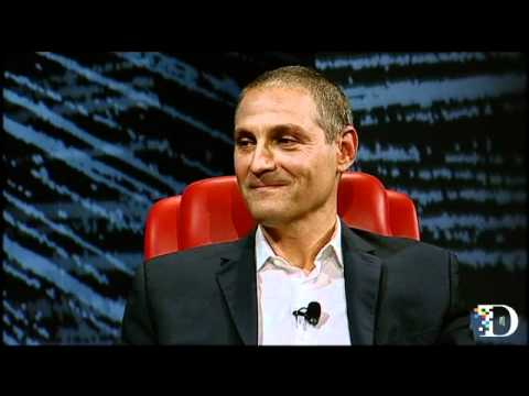 Hollywood Giant Ari Emanuel Talks Piracy Threat - D10 Conference