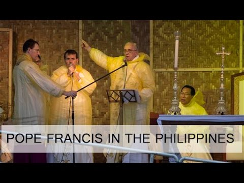 Sun.Star Multimedia: Pope Francis in the Philippines