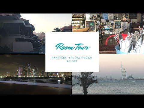 Anantara The Palm Dubai Resort Room Tour | North Residence | GWHV