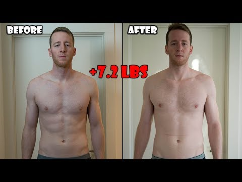 Keto Challenge Results | 7.2 Pound Weight Gain in 21 Days | 4000 Calorie Challenge