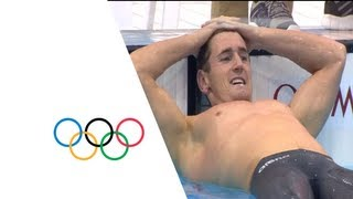 Swimming Men's 100m Breaststroke Final - Full Replay -- London 2012 Olympic Games