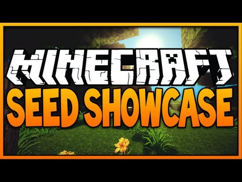 Minecraft 1.7.2: BEST SPAWN EVER?! (Minecraft Seed Showcase) (2013) - [HD]