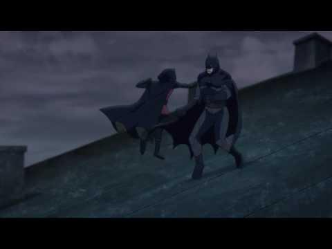 Бэтмен против Робина (Дэмиена Уэйна)