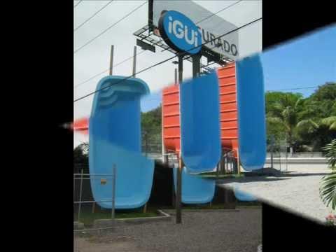 Albercas igui puerto youtube for Piscinas prefabricadas
