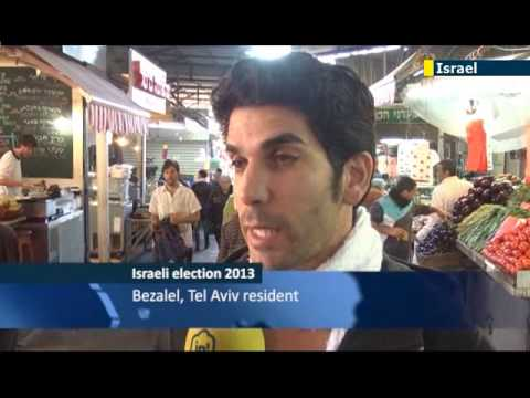 Naftali Bennett: rising star of the current Israeli election campaign