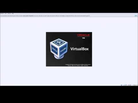 CentOS 7 Minimal Install W/ GUI Virtual Box Tutorial