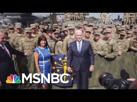 Is It Time For 39President Pence39? New Ad Says Yes  Morning Joe  MSNBC