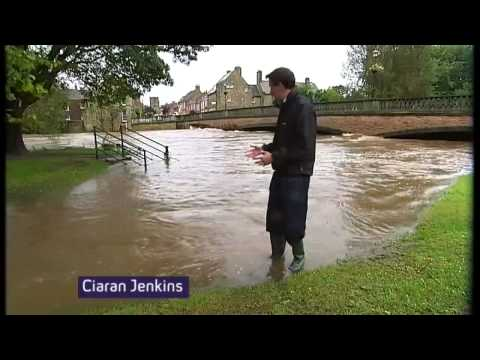 UK Floods & Weather Modification 2012 September 25th