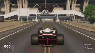 The Crew 2 - All Tarmac Race Tracks with Alpha GP Car