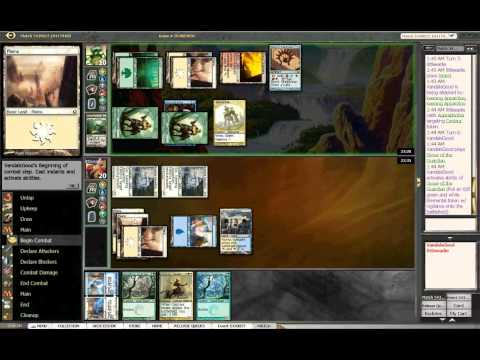RTR Block Draft 1 Part 8 - Match 3, Game 1