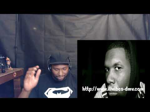 Jay Electronica - Exhibit C (Prod. Just Blaze) (CDQ) REACTION
