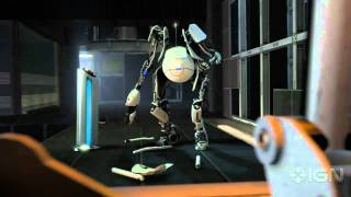 Portal 2 Co-Op Trailer [HD]