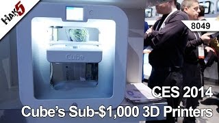 3D Systems' Cube Personal 3D Printer