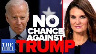 Krystal Ball: Joe's latest meltdown shows he stands no chance against Trump