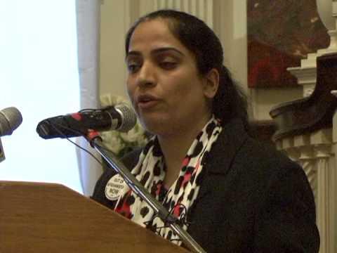 Malalai Joya - The Hypocrisy of the U.S. Government