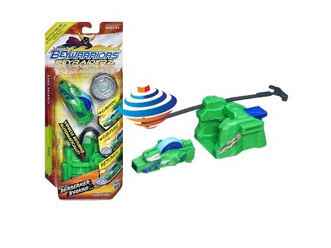 Beyblade BeyRaiderz Starter Pack Berserker Byakko Unboxing Review Giveaway Exp Feb 16th