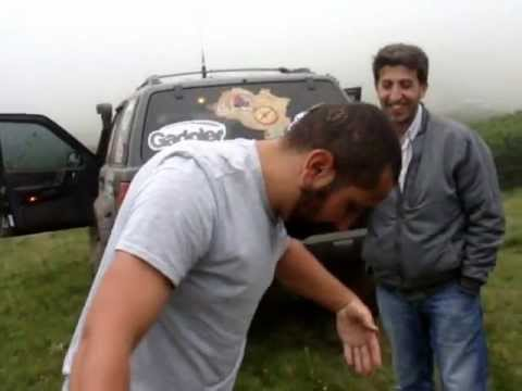 v8 jeep adamı çamur edişi çamur adam