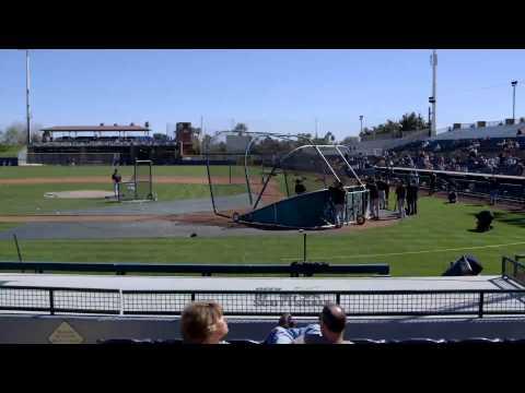 San Francisco Giants spring training highlights - Feb. 25, 2015