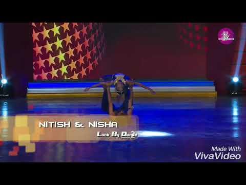 Ang Laga De| Singer: Aditi Paul, Shail Hada|PERFORM BY NITISH ND NISHA