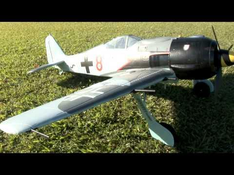 FMS Giant 1400mm Focke-Wulf Fw 190A ARF